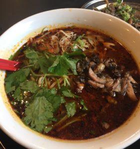 炭鶏麺 紅